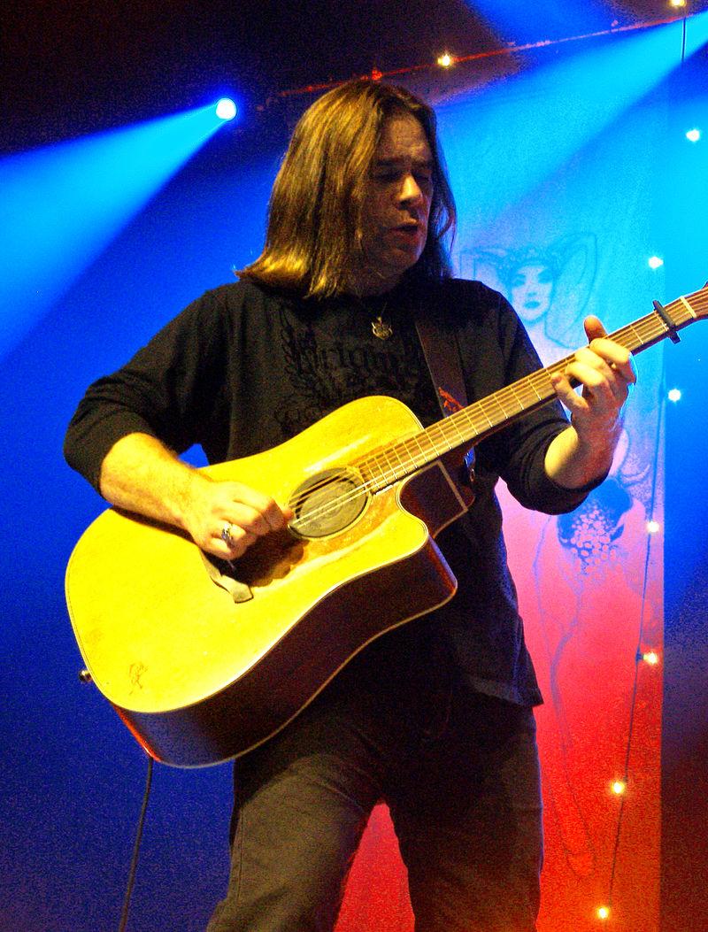 Acoustic Rock Star Guitar God