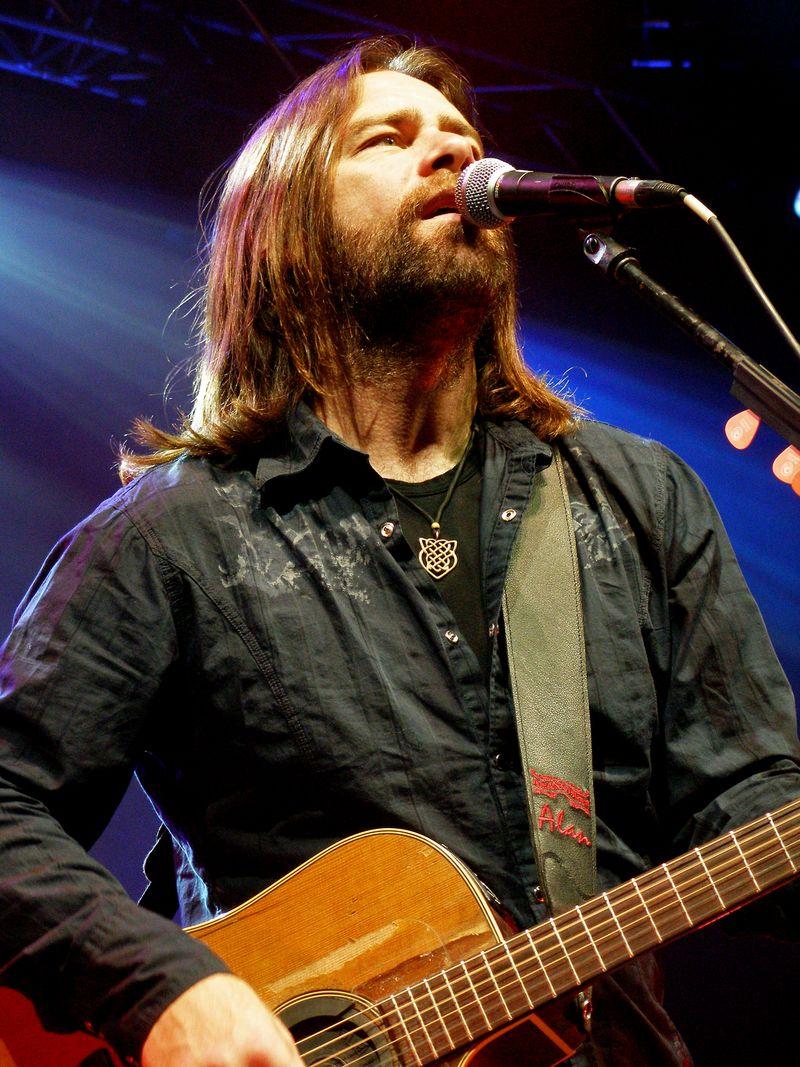 Beautiful Bearded Alan, again