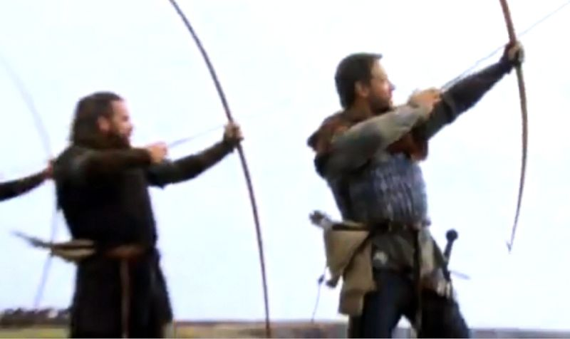 Sexy Archer Again