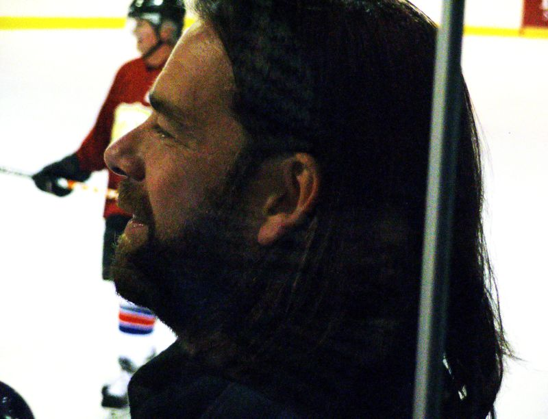 Sweetest-Faced Hockey Coach