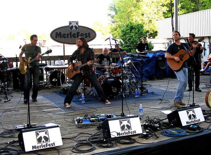 Merlefest Standard