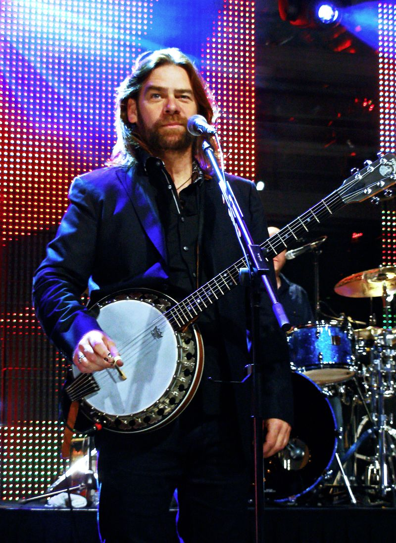 Alan The Sexy Banjo Man 6