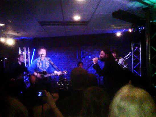 Alan Doyle & Jim Cuddy, Warner Juno Party