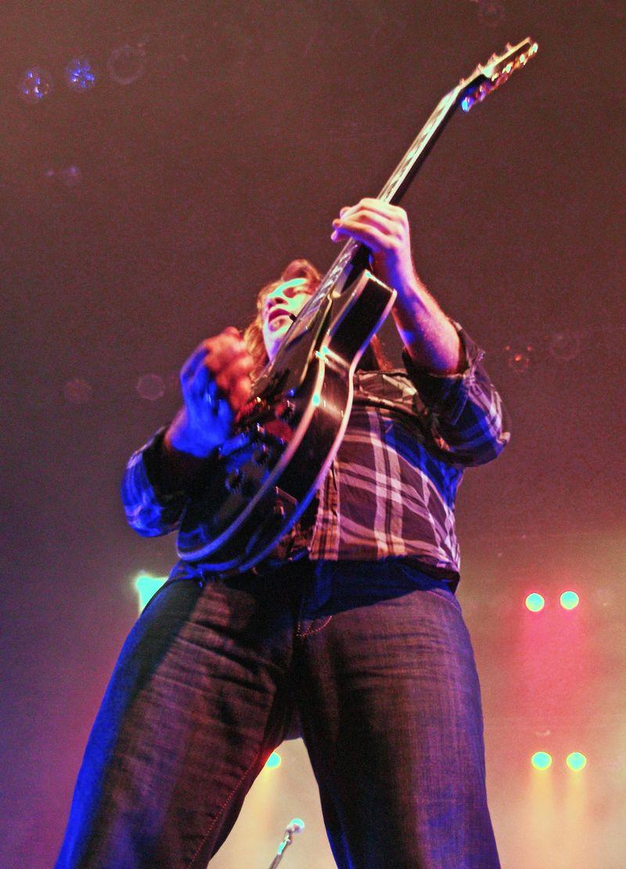 Seattle Two 34 B Rock Star Boy, Guitar God Man 1
