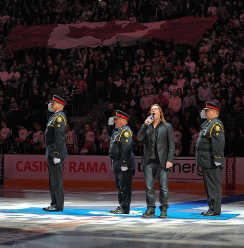 Hockey Night Anthem Toronto star