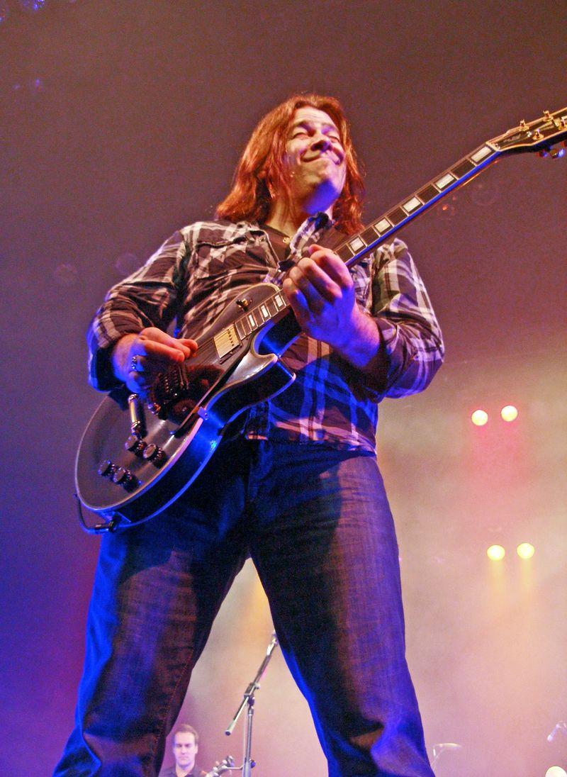 Seattle Two 36 Rock Star Boy, Guitar God Man 1