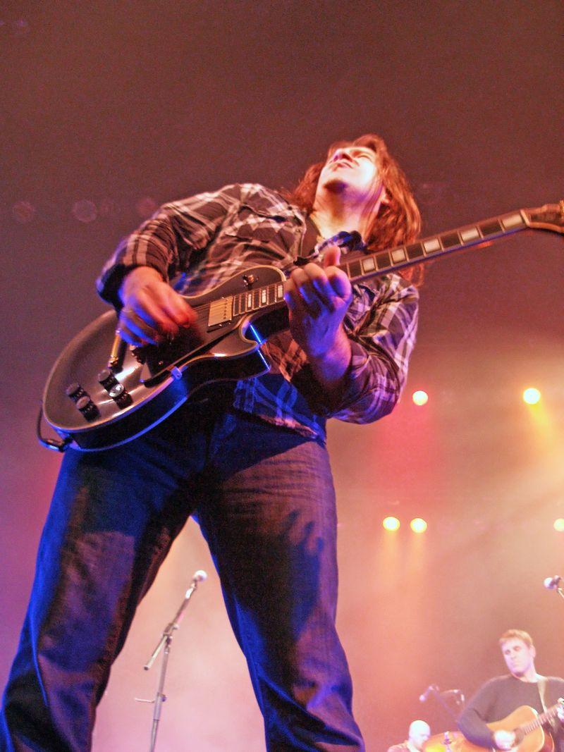 Seattle Two 35 Rock Star Boy, Guitar God Man 1