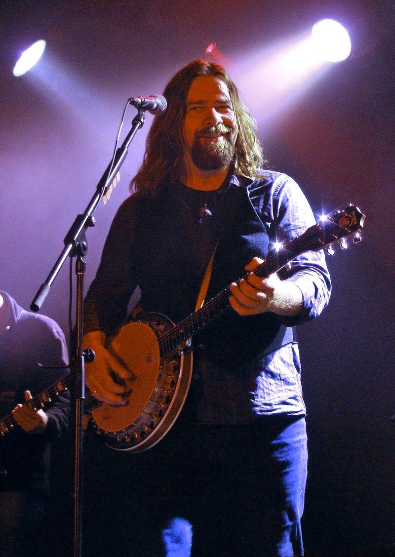 The Most Passionate Banjo