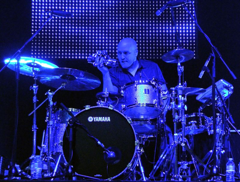 Blue Man Drums