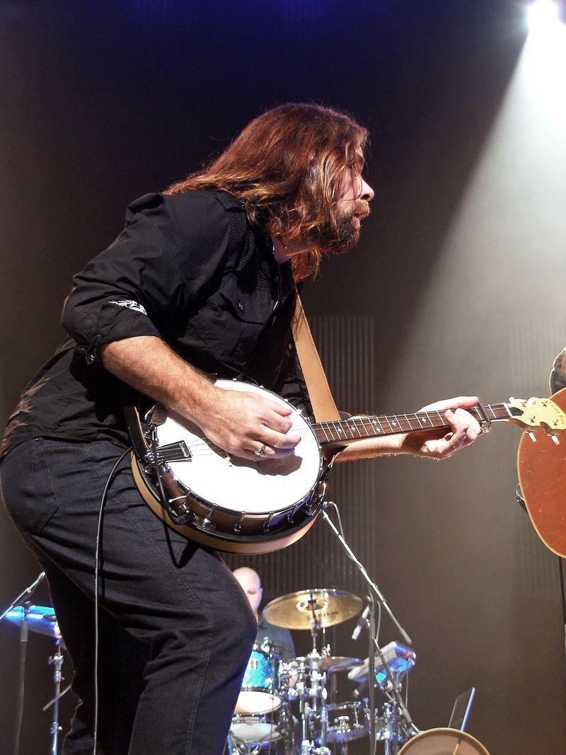 Sexy Banjo Alan