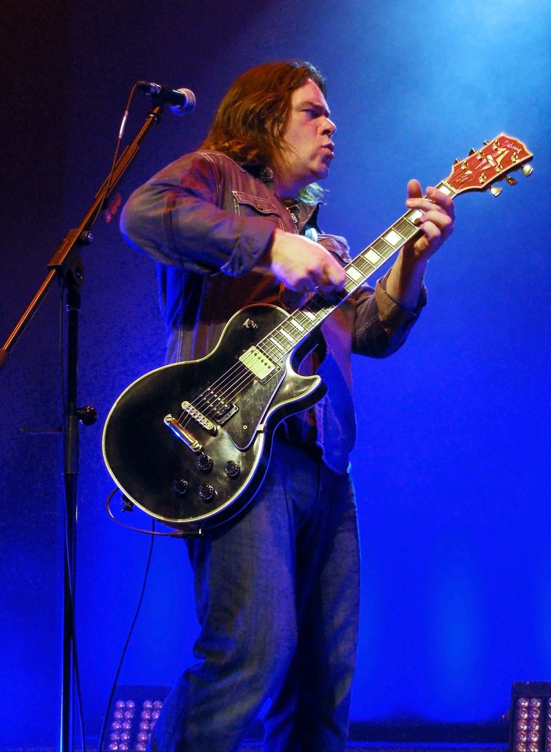 Rock Star Guitar Boy 9