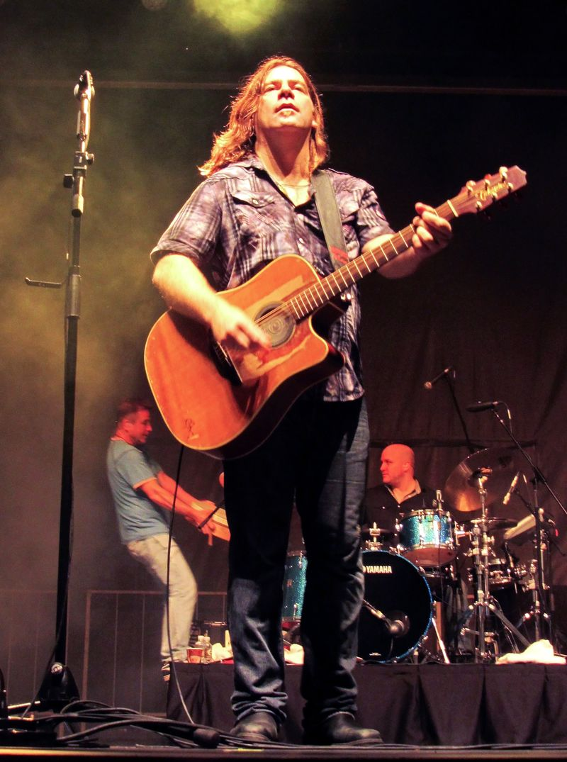 Great Big Sea At Whistle Bear (Fortune)