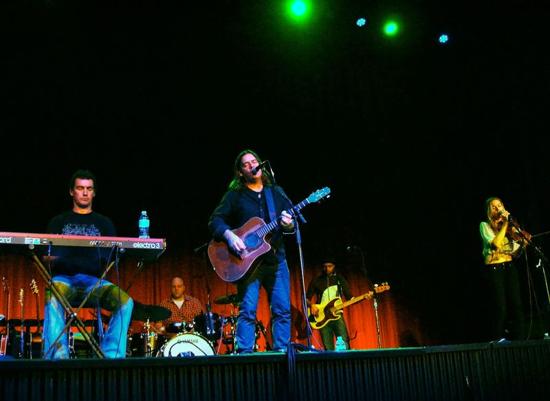 Alan Doyle Band, Rio Theatre