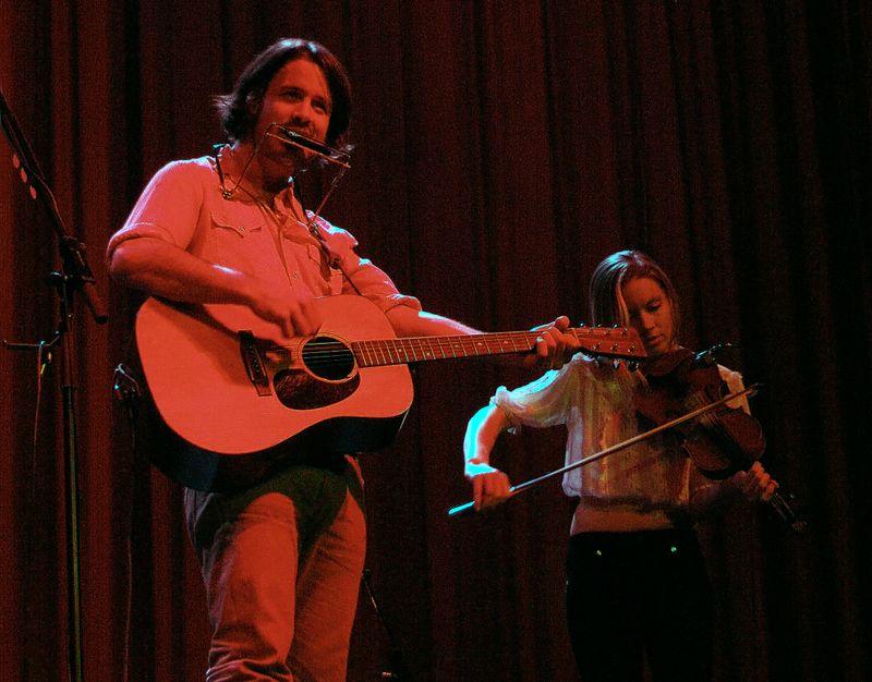 Dustin & Kendel Alan Doyle Band Vancouver Rio