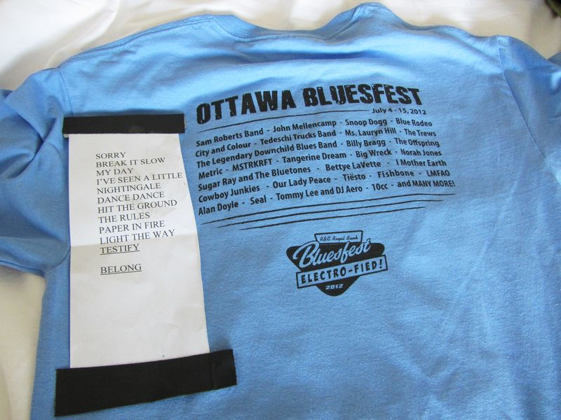 Alan Doyle - Bluesfest Headliner