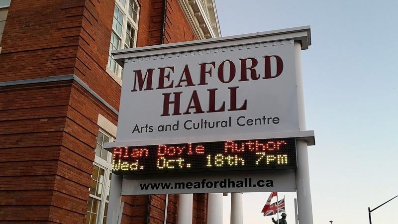 Alan Doyle Author Meaford