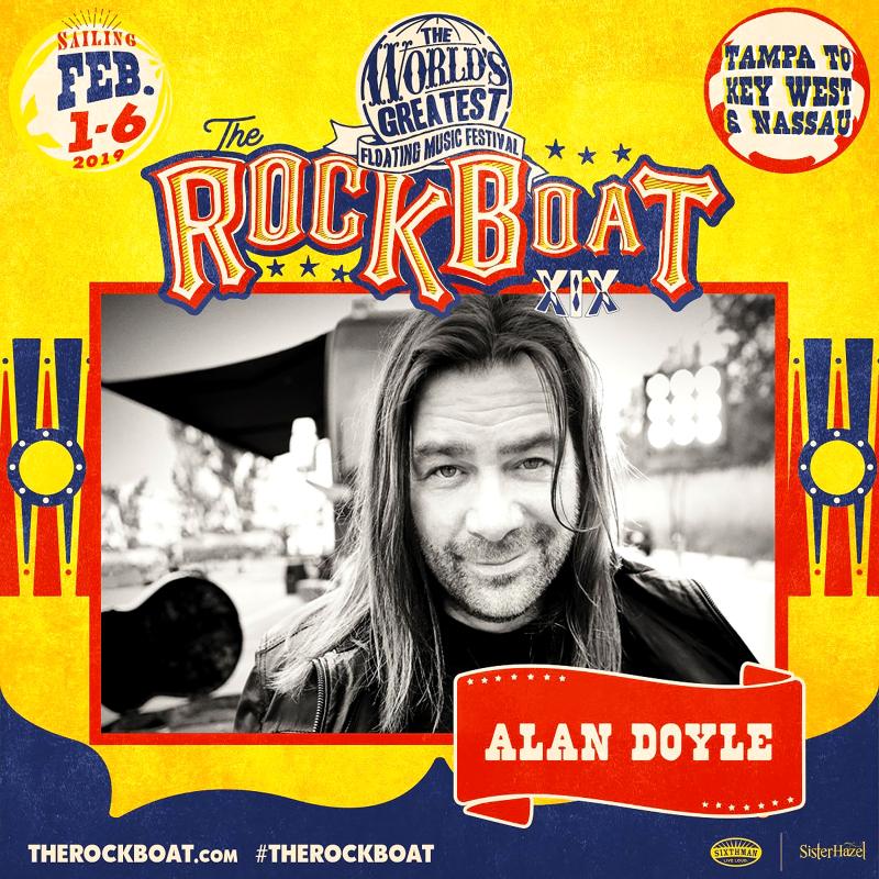 Rock God Boat