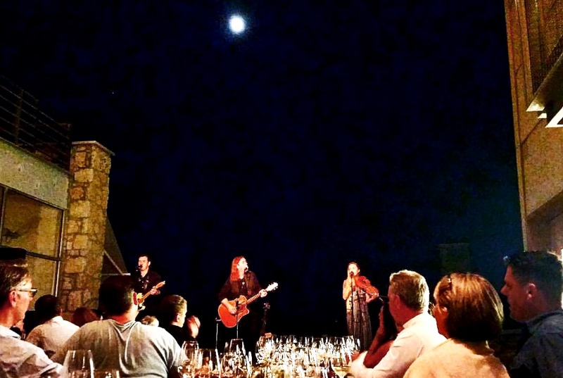 Meet Me In Moonlight JT Vineyard Show