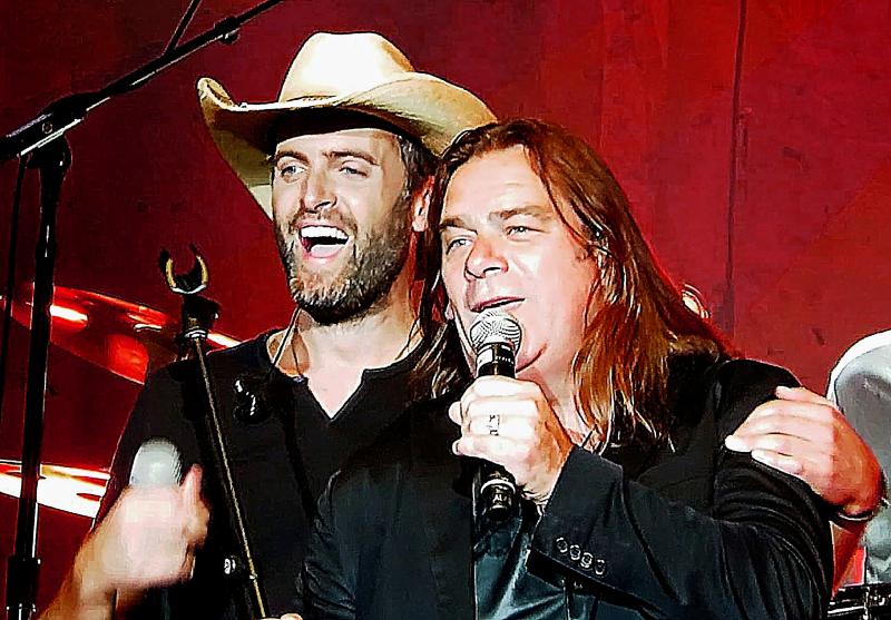 Alan and Dean  Budweiser Molson