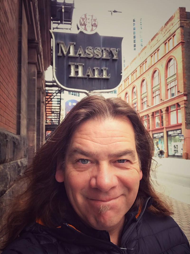 Massey Hall Moment