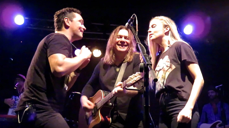 Between The Rock And A Hard Place: Newfoundland, Great Big Sea, Alan Doyle, And Even Russell Crowe